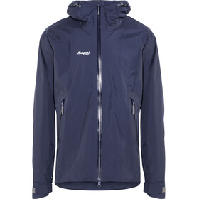 Bergans Letto Jacket Men Navy/Solid Grey